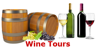 wine tours top