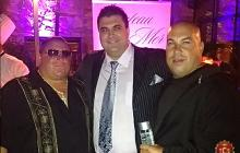 Nicholas Cascio With Mikey D and Tommy from Carfellas.