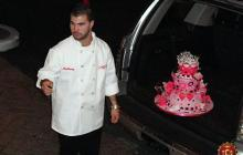 Anthony from Cake Boss.